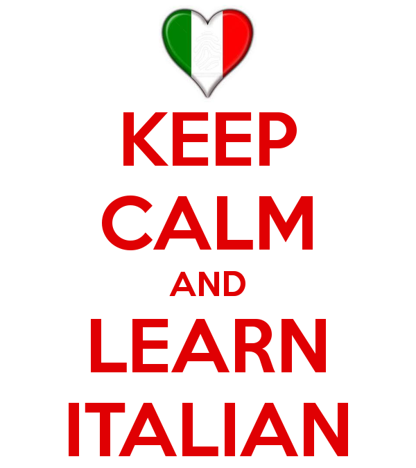 ¿Aprender italiano con English for Business?
