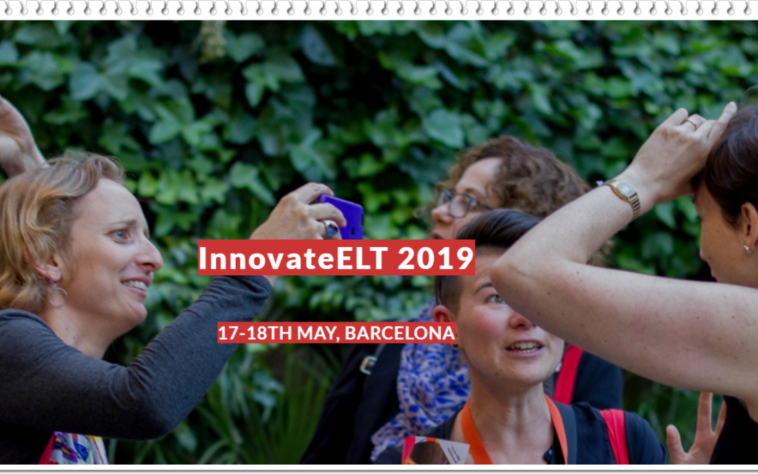 English for Business at Innovate 2019