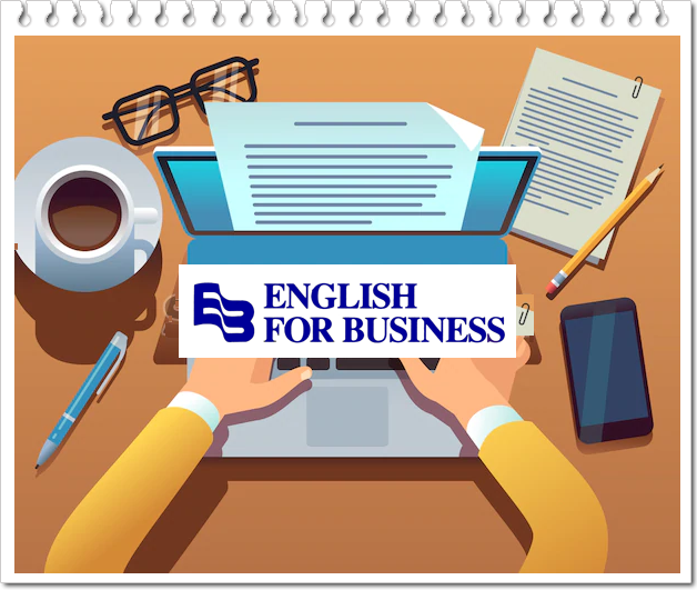 English for Business Writing Webinar